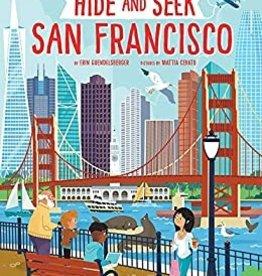 Sourcebooks Hide and Seek San Francisco
