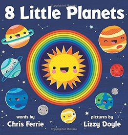 Sourcebooks 8 Little Planets