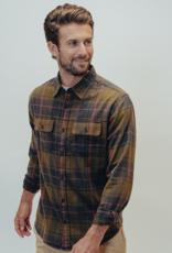 The Normal Brand Conrad Plaid Button Up Shirt