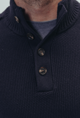 The Normal Brand Stone Wash 4 Button Sweater