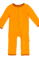 KicKee Pants Holiday Applique Coverall