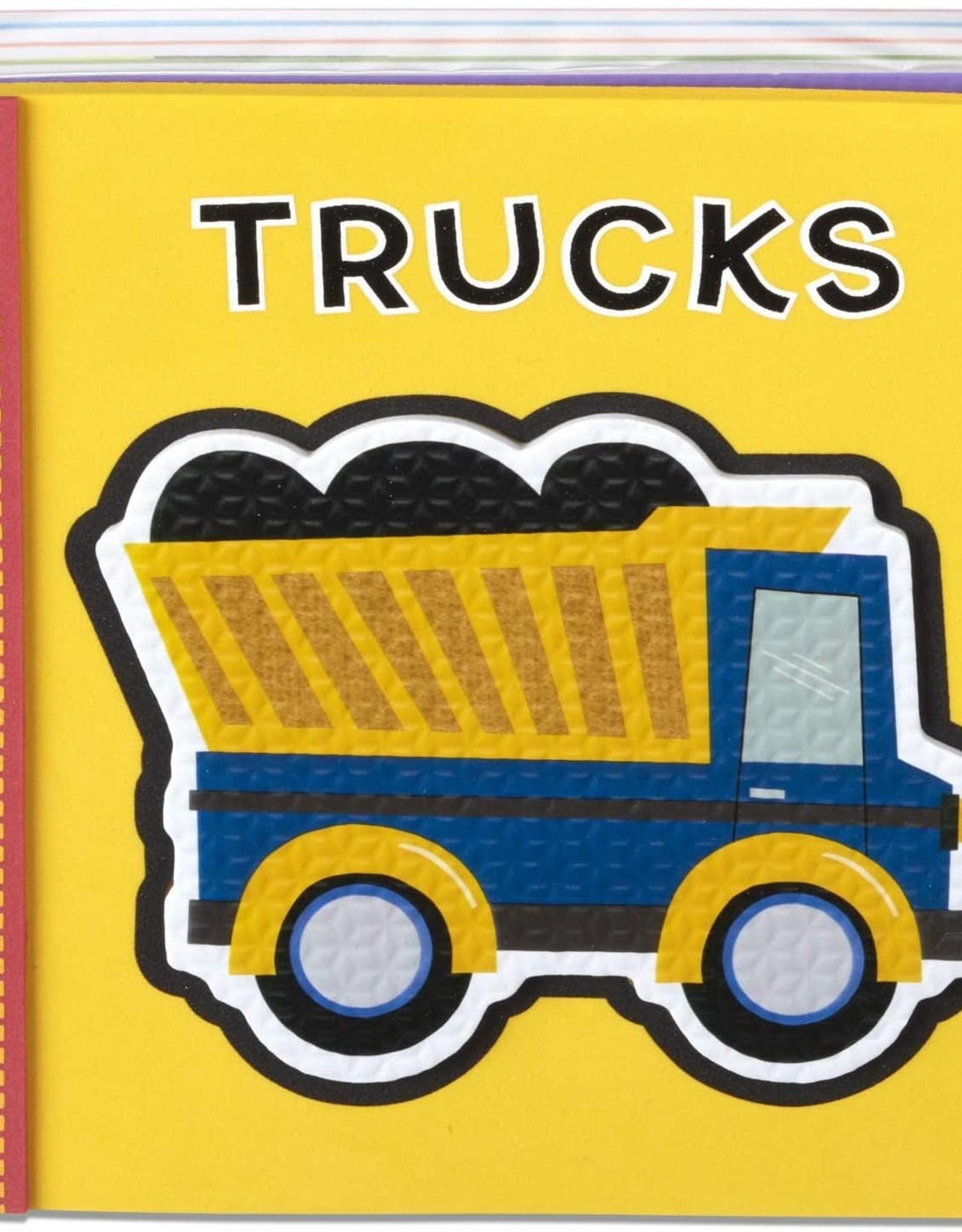 Melissa & Doug Soft Shapes - Trucks