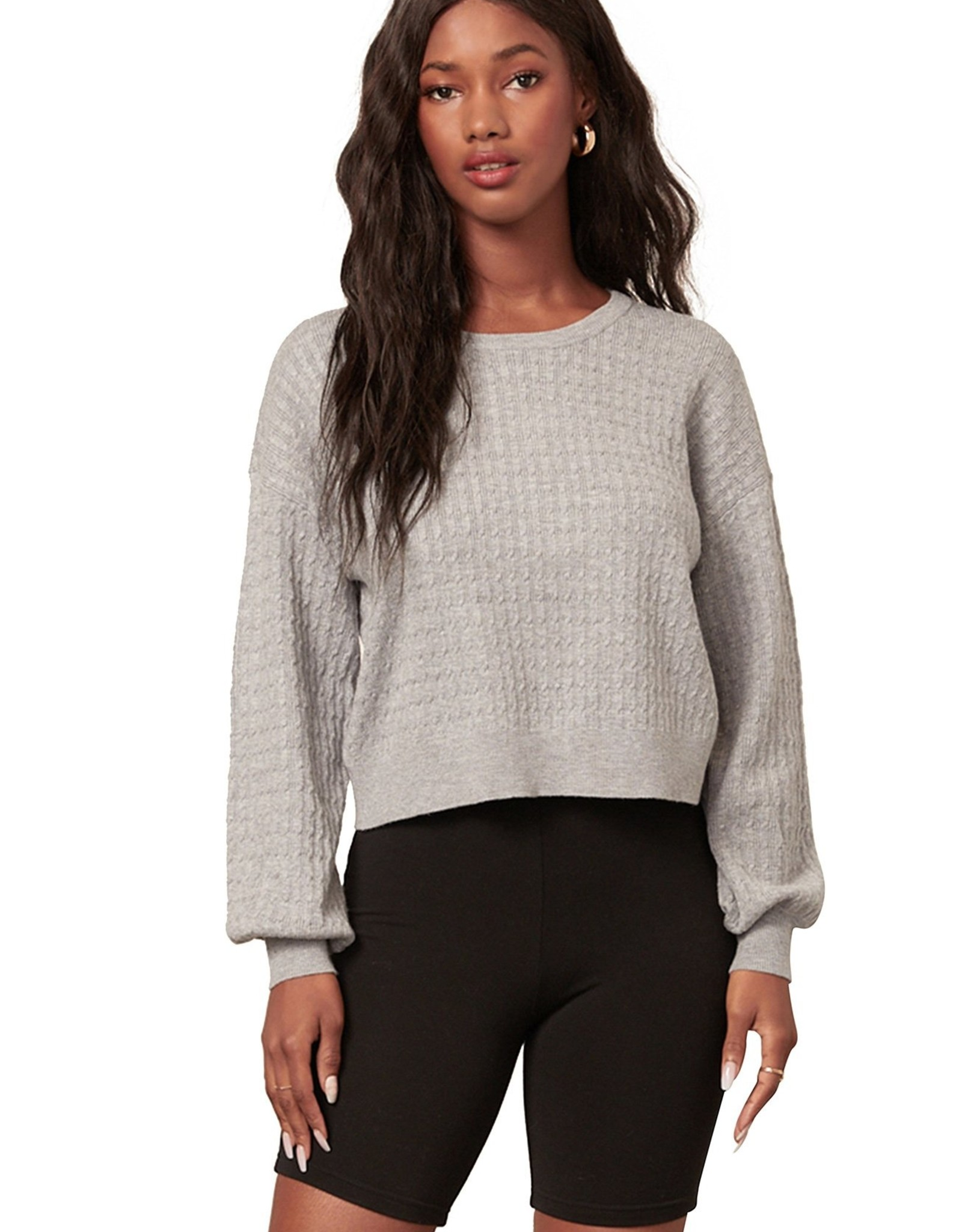 BB Dakota Cable Manners Top