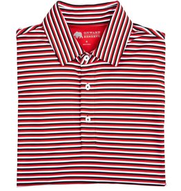 Onward Reserve Triple Stripe Performance Polo