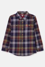 Joules Hamish Brushed Check Shirt