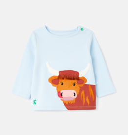 Joules Angus Organically Grown Cotton T-Shirt