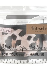 Kitsch Microfiber Spa Headband