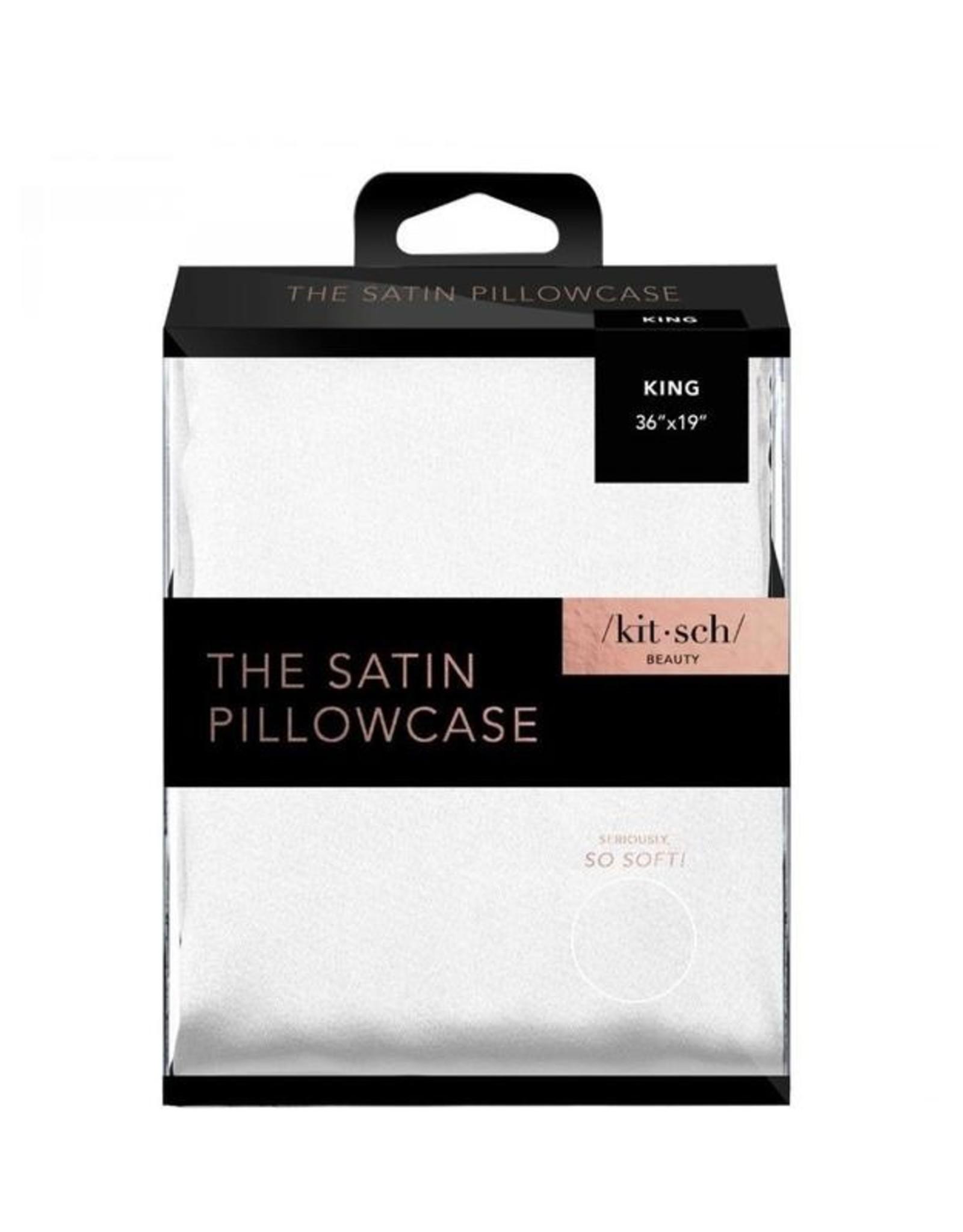 Kitsch Satin Pillowcase King