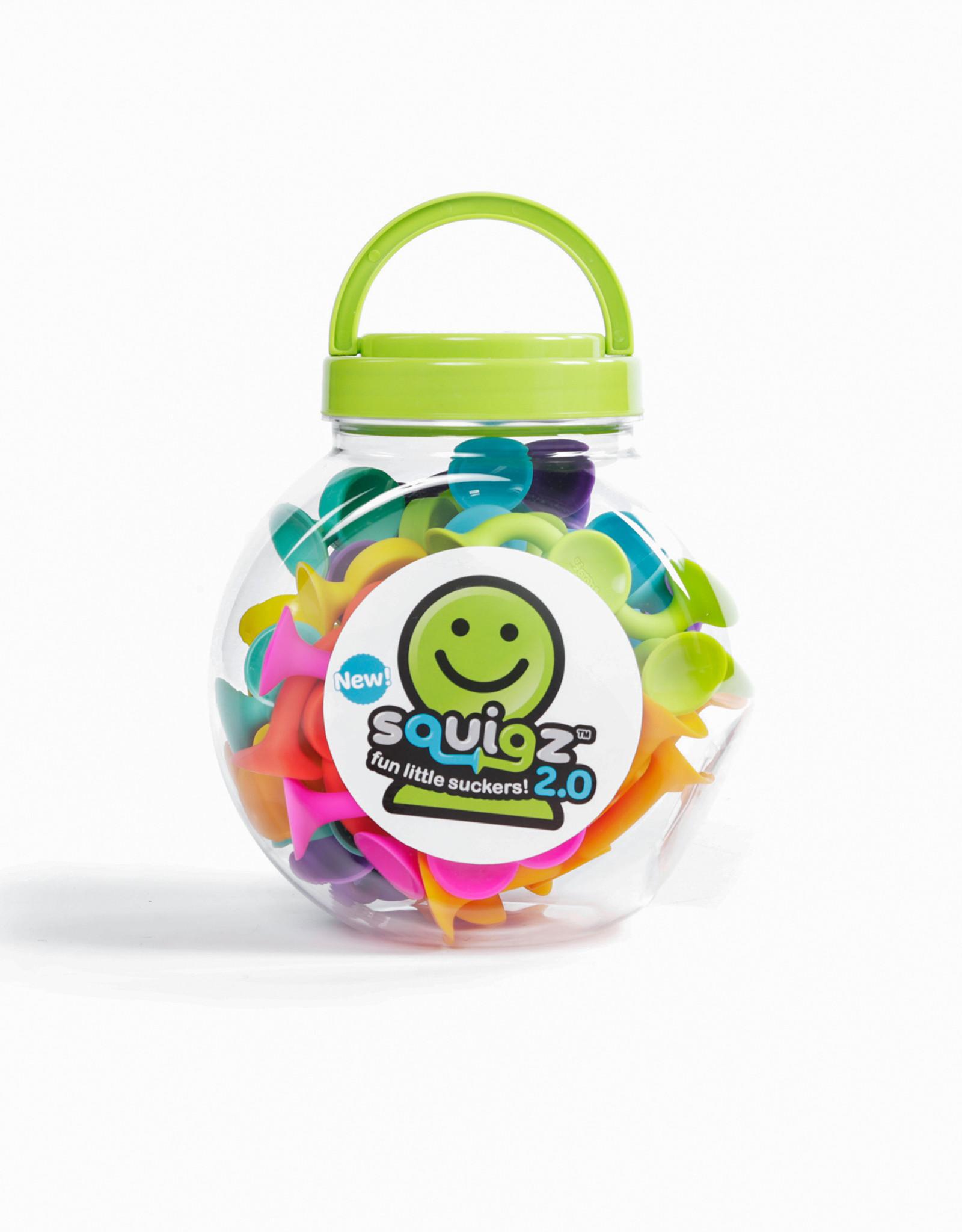 Fat Brain Toy Co. 2.0 Squigz