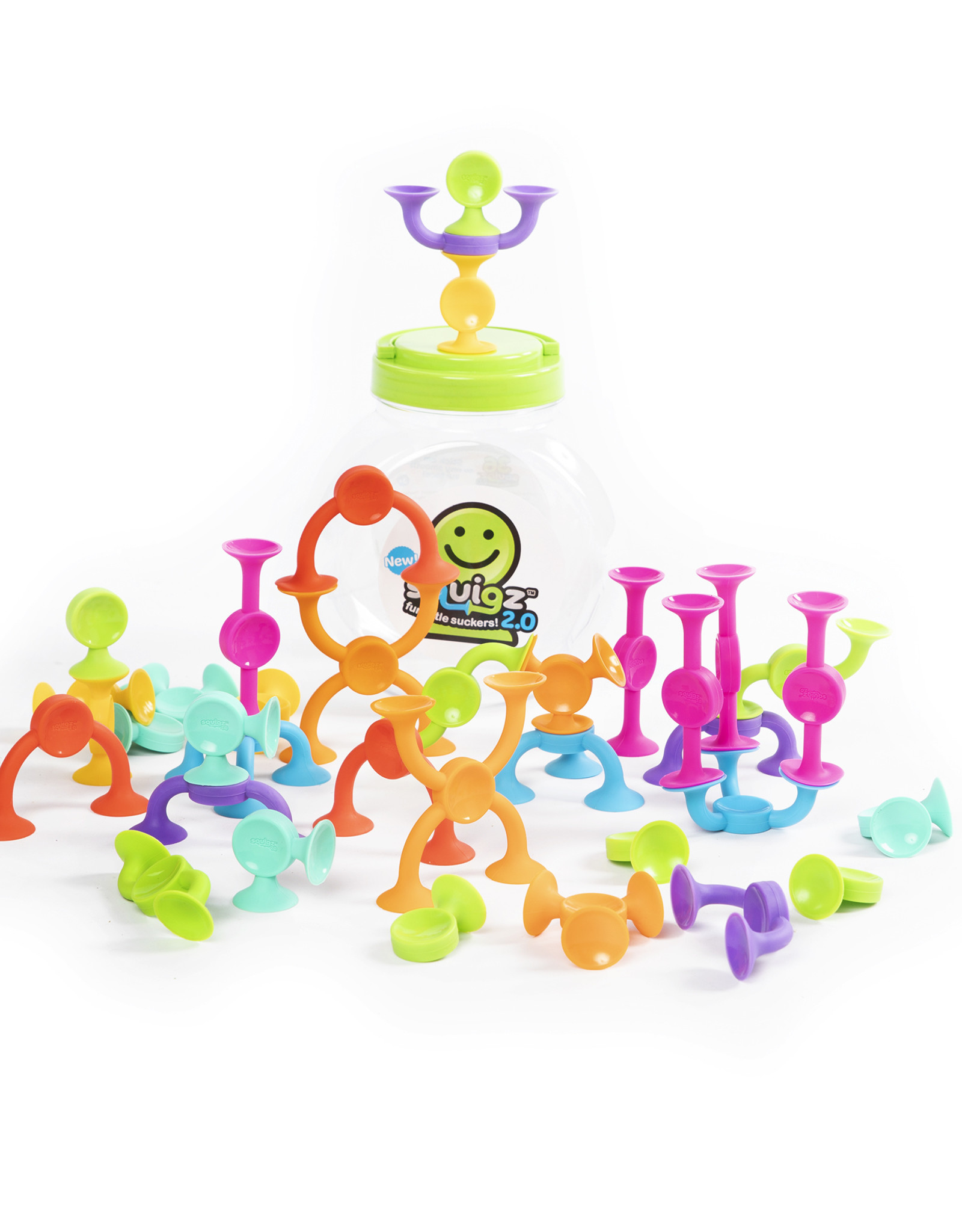 Fat Brain Toy Co. 2.0 Squigz