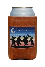 Smathers and Branson Grateful Dead Moondance Needlepoint Can Cooler