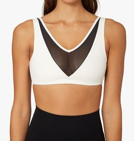 weworewhat Mesh Bra Top