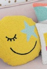 Peking Handicraft All Smiles Hook Pillow