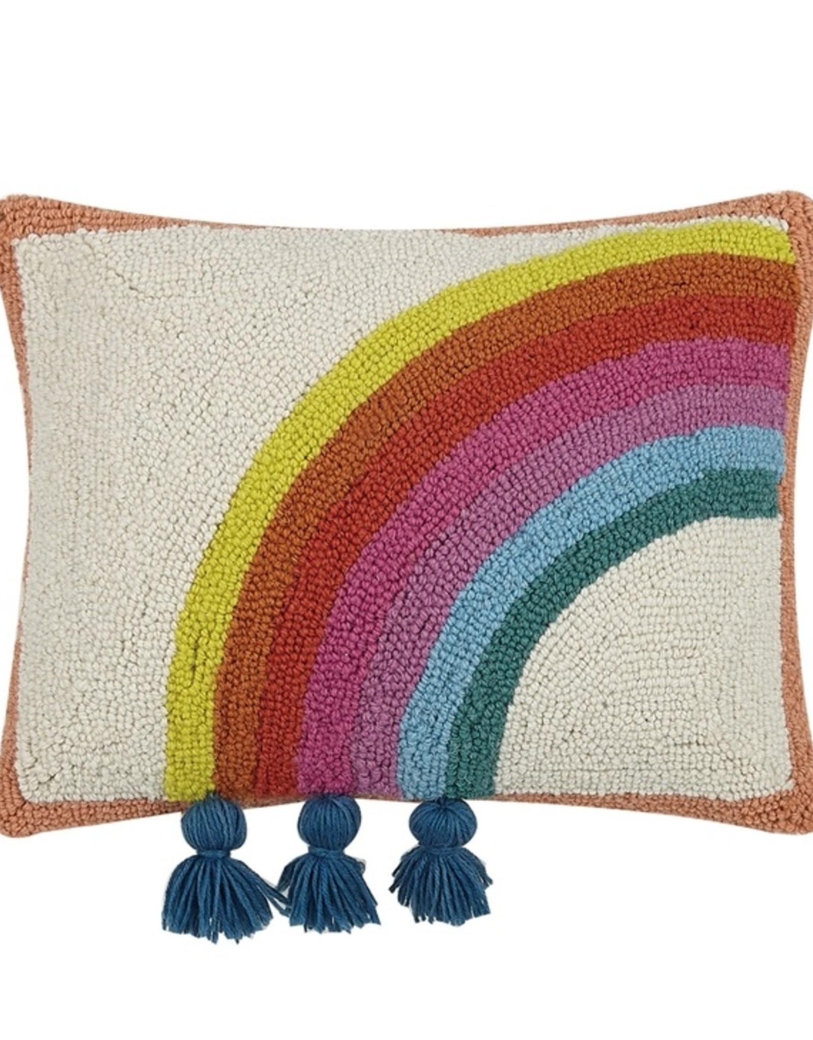 Peking Handicraft Rain Hook Pillow