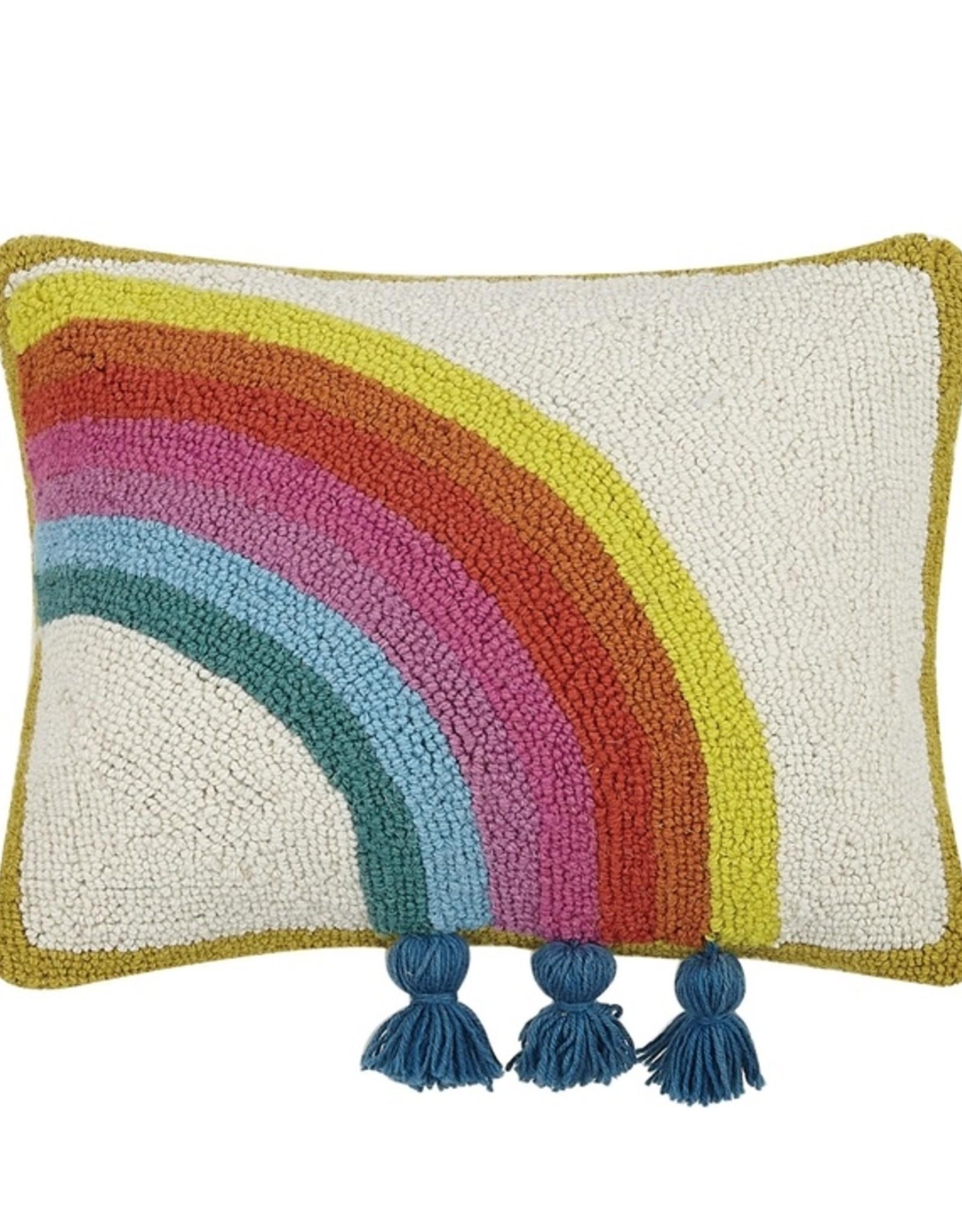 Peking Handicraft Bow Hook Pillow