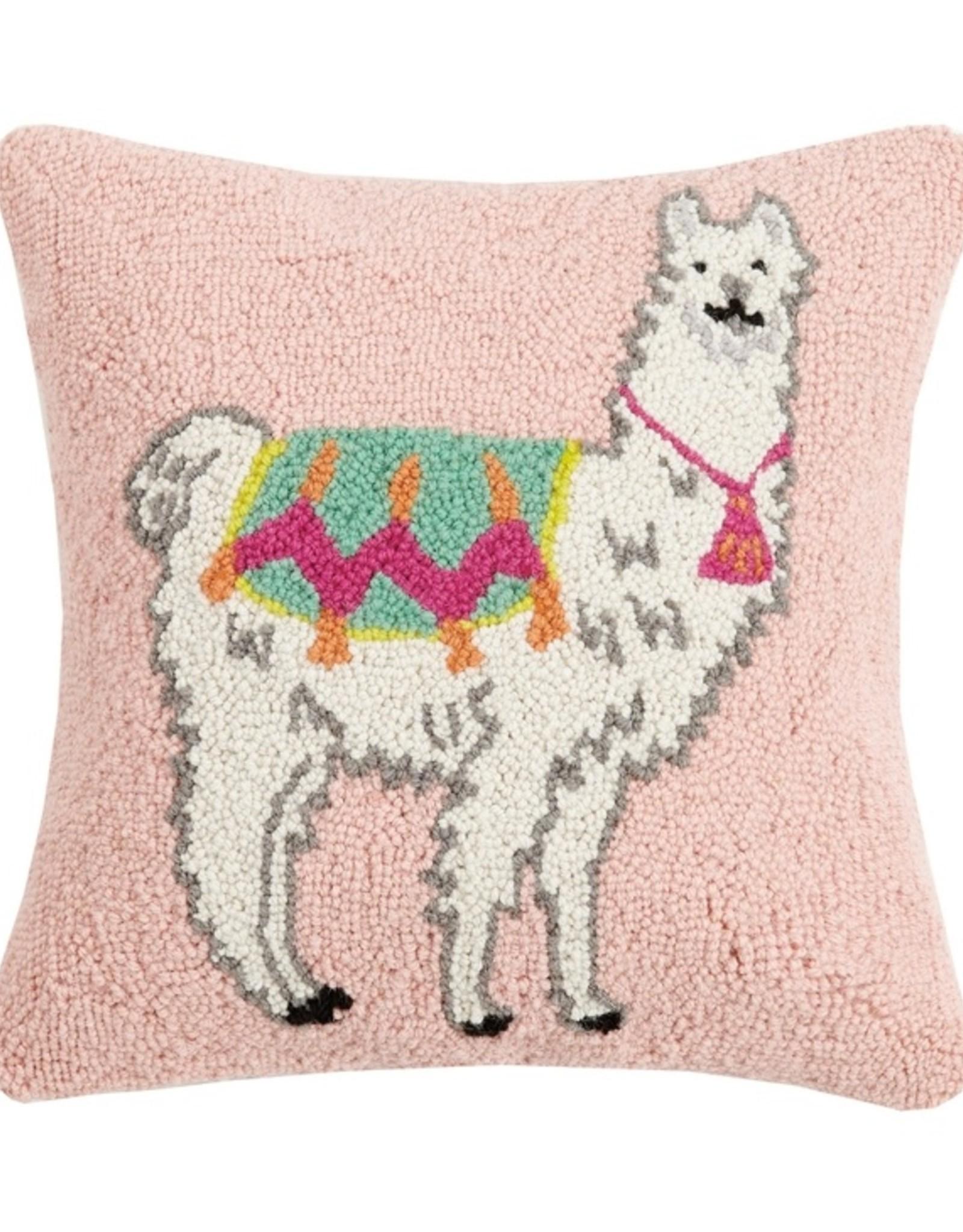 Peking Handicraft Llama New Festival Hook Pillow