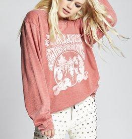 Recycled Karma Janis Joplin LS Sweatshirt