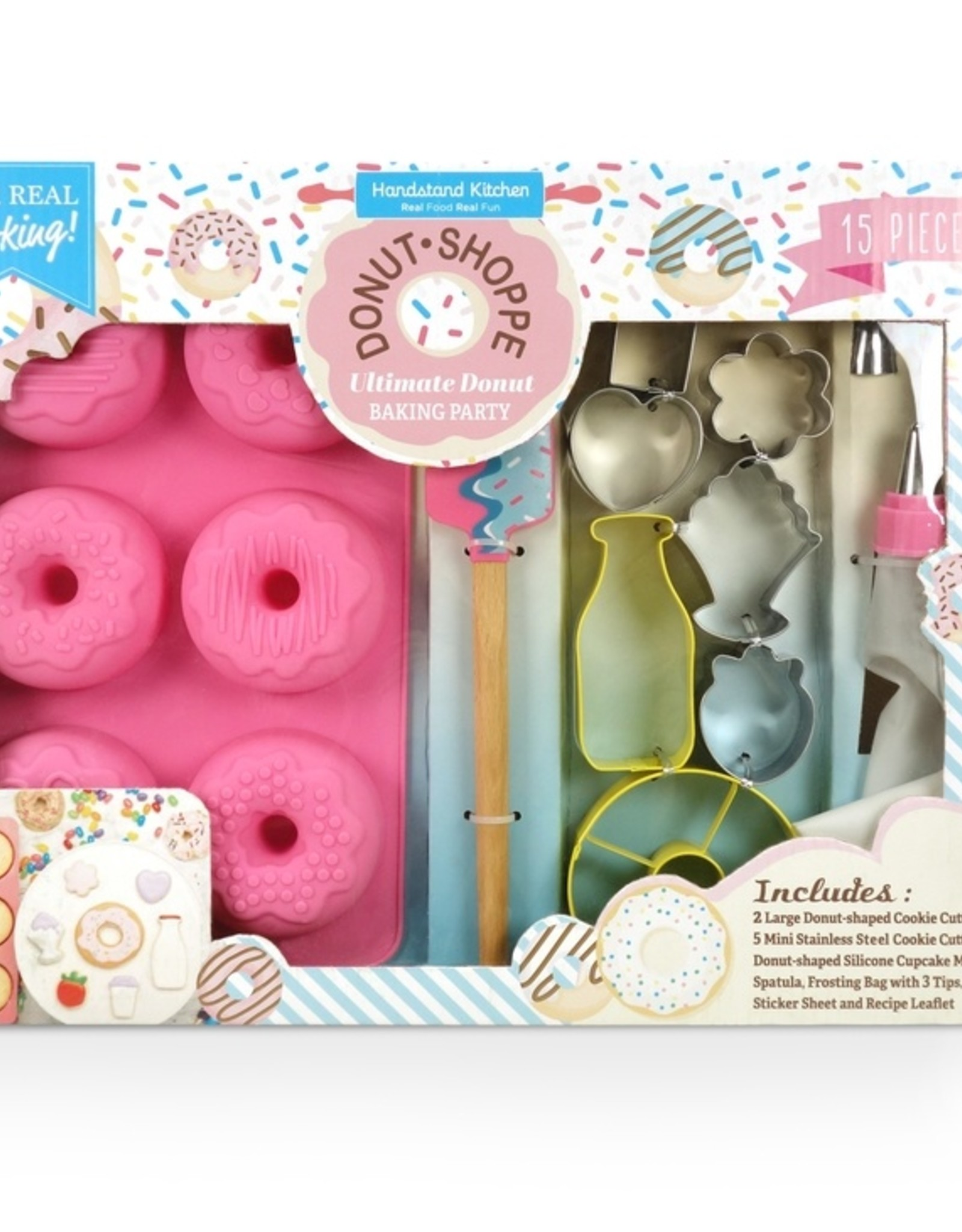 Handstand Kitchen Donut Shoppe Ultimate Baking Party Set
