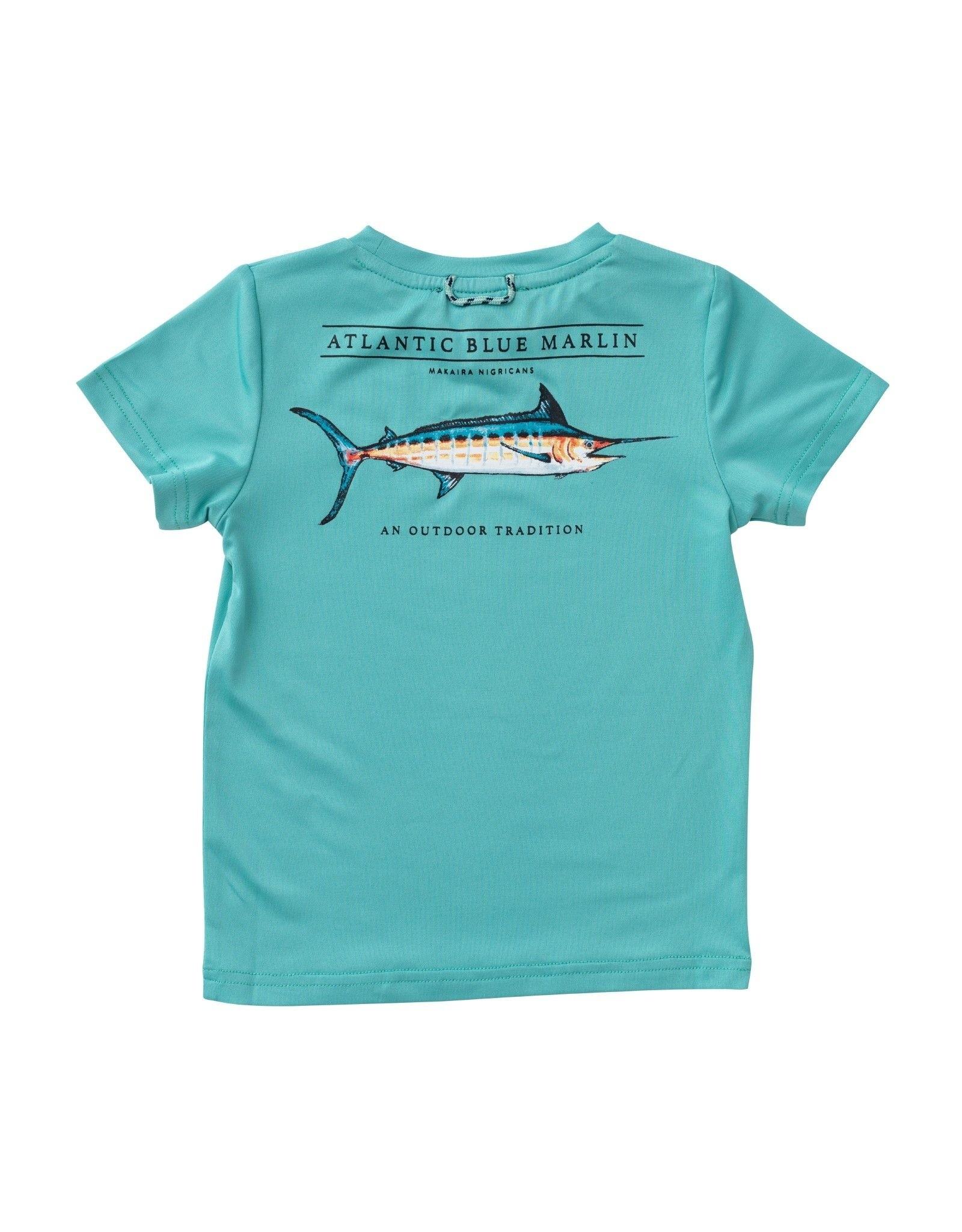 Prodoh Blue Marlin Performance Tee- PREORDER