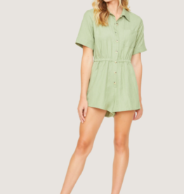 Lost + Wander Local Adventurer Romper
