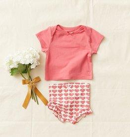 Pink Chicken Baby Tee