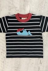 Luigi Kids Pirate Whale Tshirt
