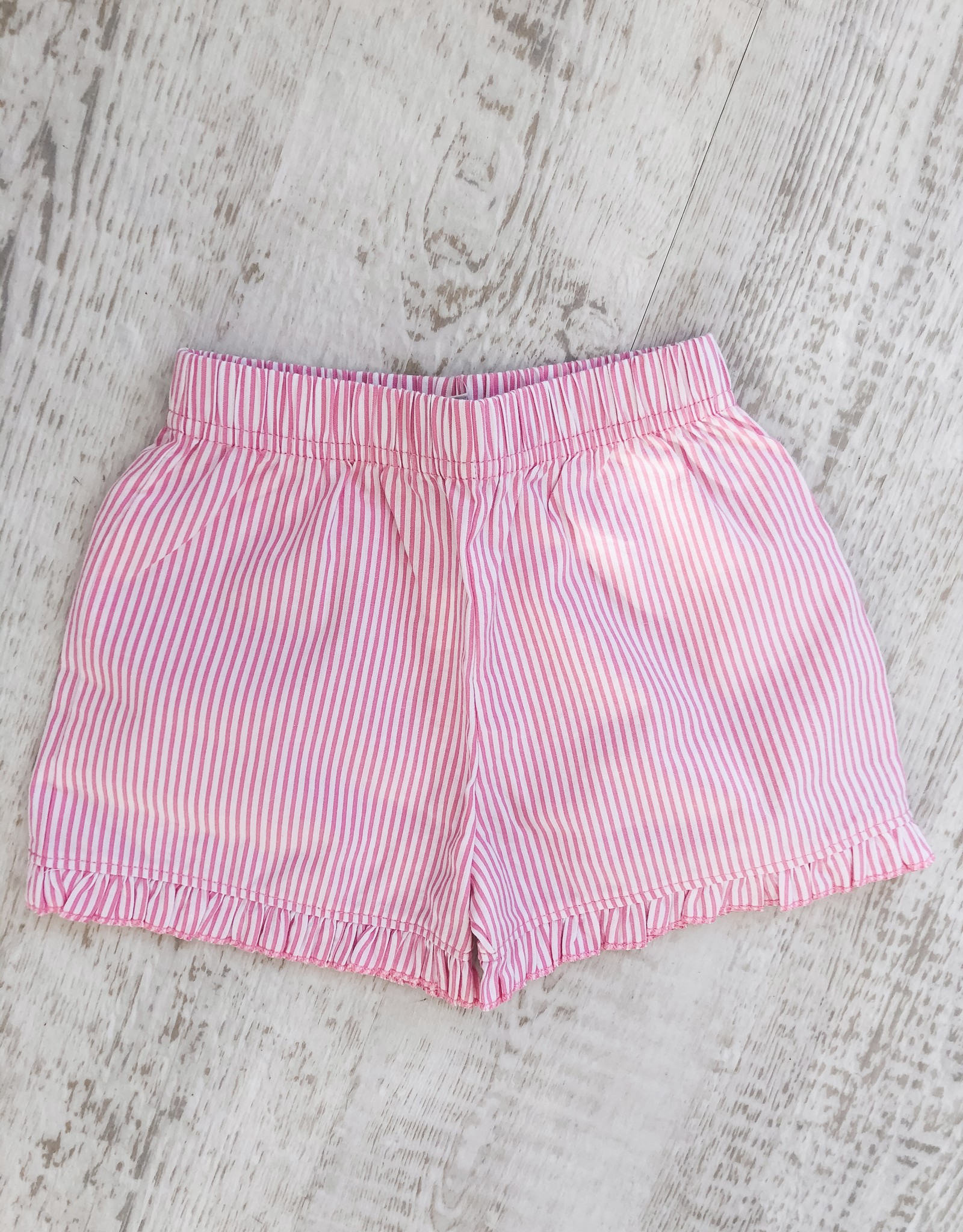 Luigi Kids Seersucker Shorts