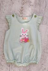 Luigi Kids Easter Bunny Romper