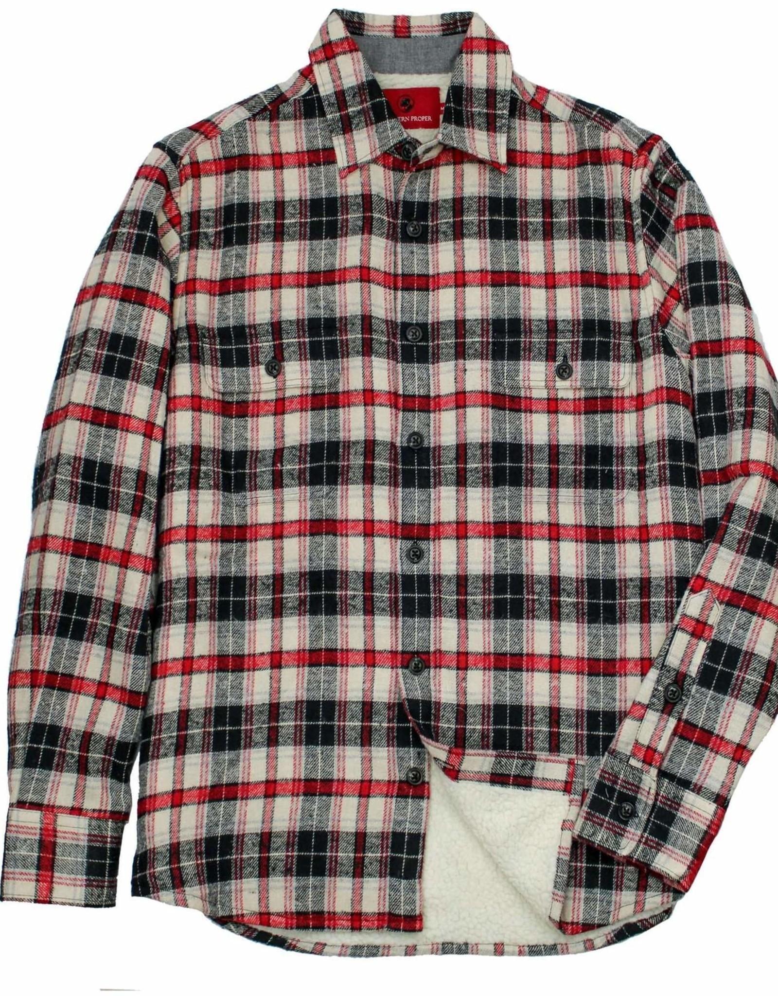 Southern Proper Shirt Jacket