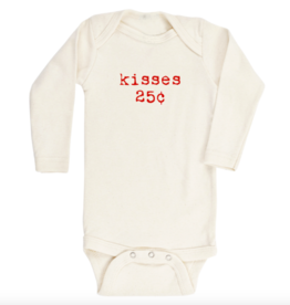 Tenth and Pine Kisses - Long Sleeve Bodysuit