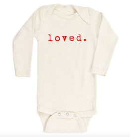 Tenth and Pine Loved - Long Sleeve Bodysuit