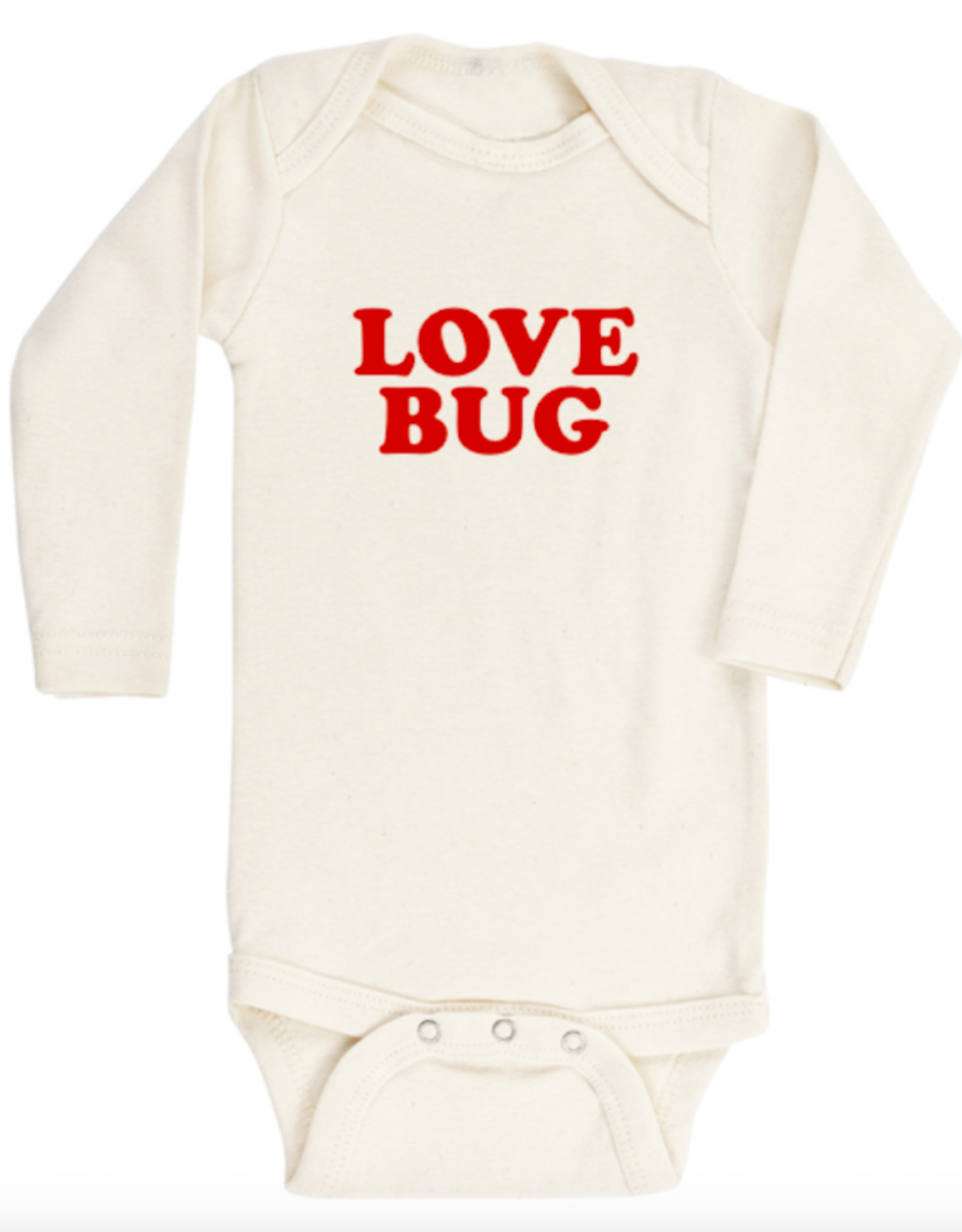 Tenth and Pine Love Bug - Long Sleeve Bodysuit