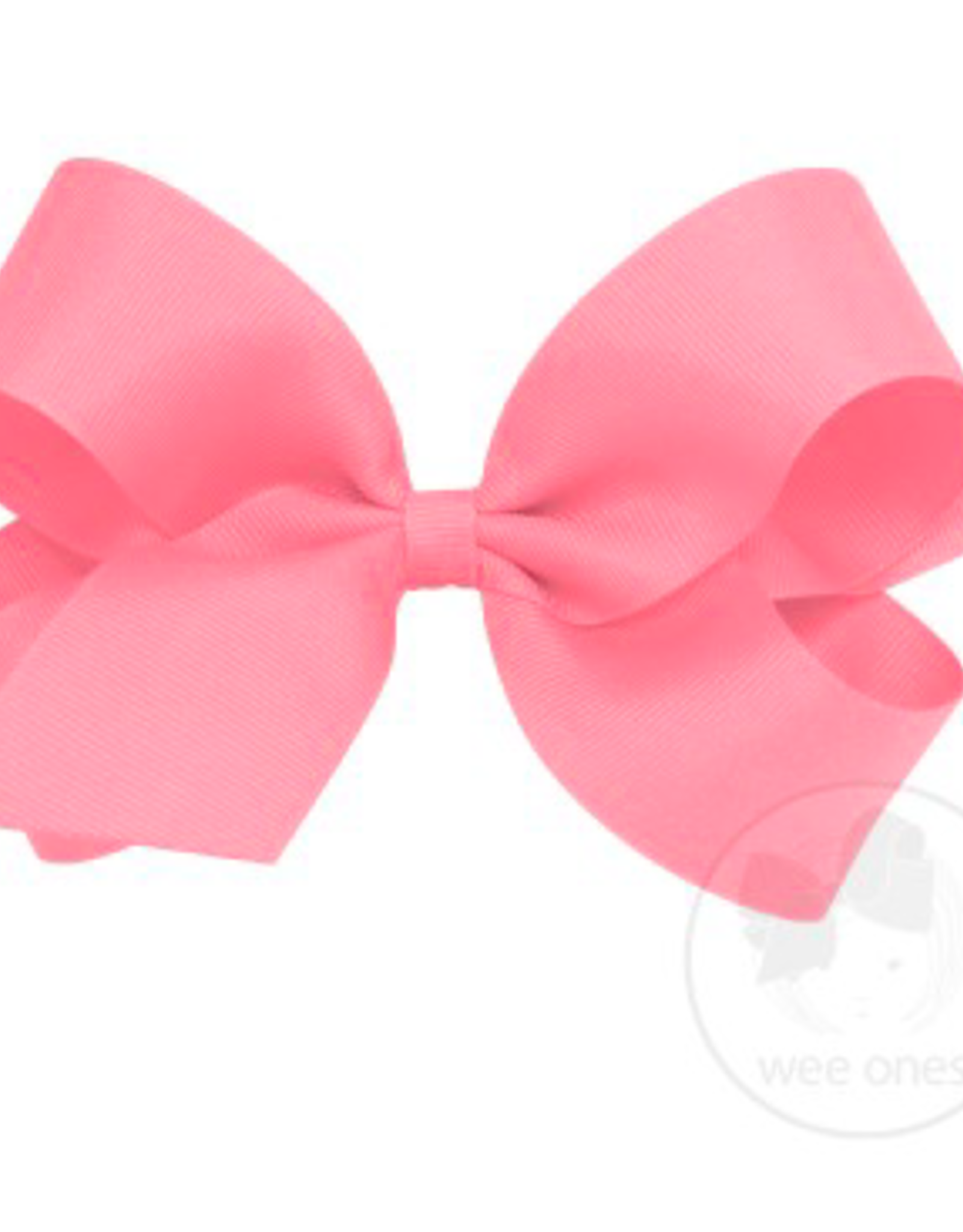 Wee Ones Large Classic Grosgrain Bow