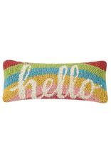 Peking Handicraft Hello Hook Pillow