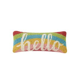 Peking Handicraft Hello Hook Pillow