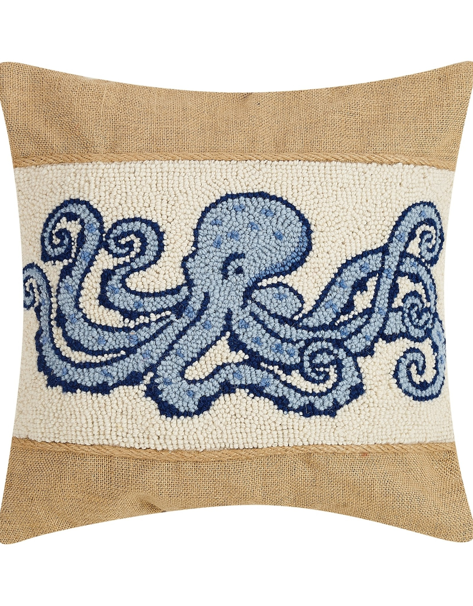 Peking Handicraft Octopus Hook Pillow