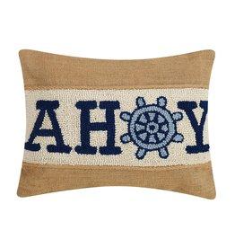Peking Handicraft Ahoy Hook Pillow