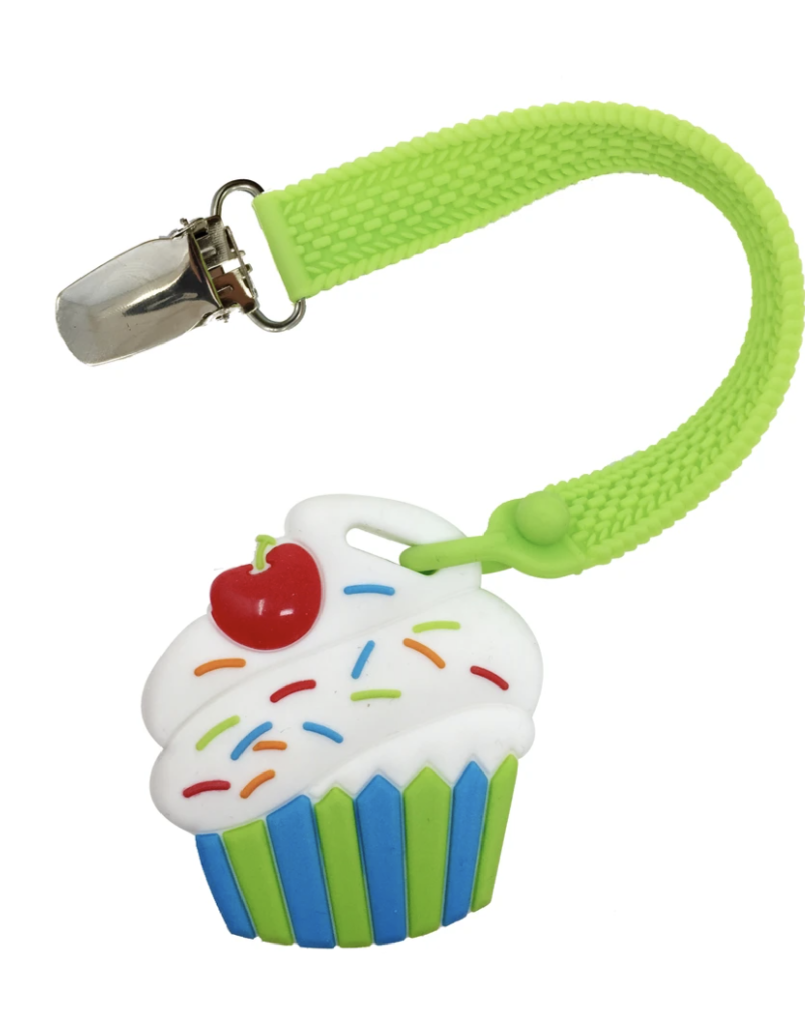 Silli Chews Mini Teether & Strap Set