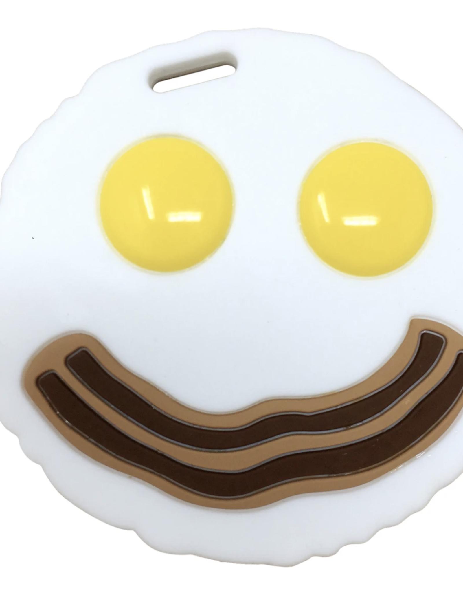 Silli Chews Eggs & Bacon Teether