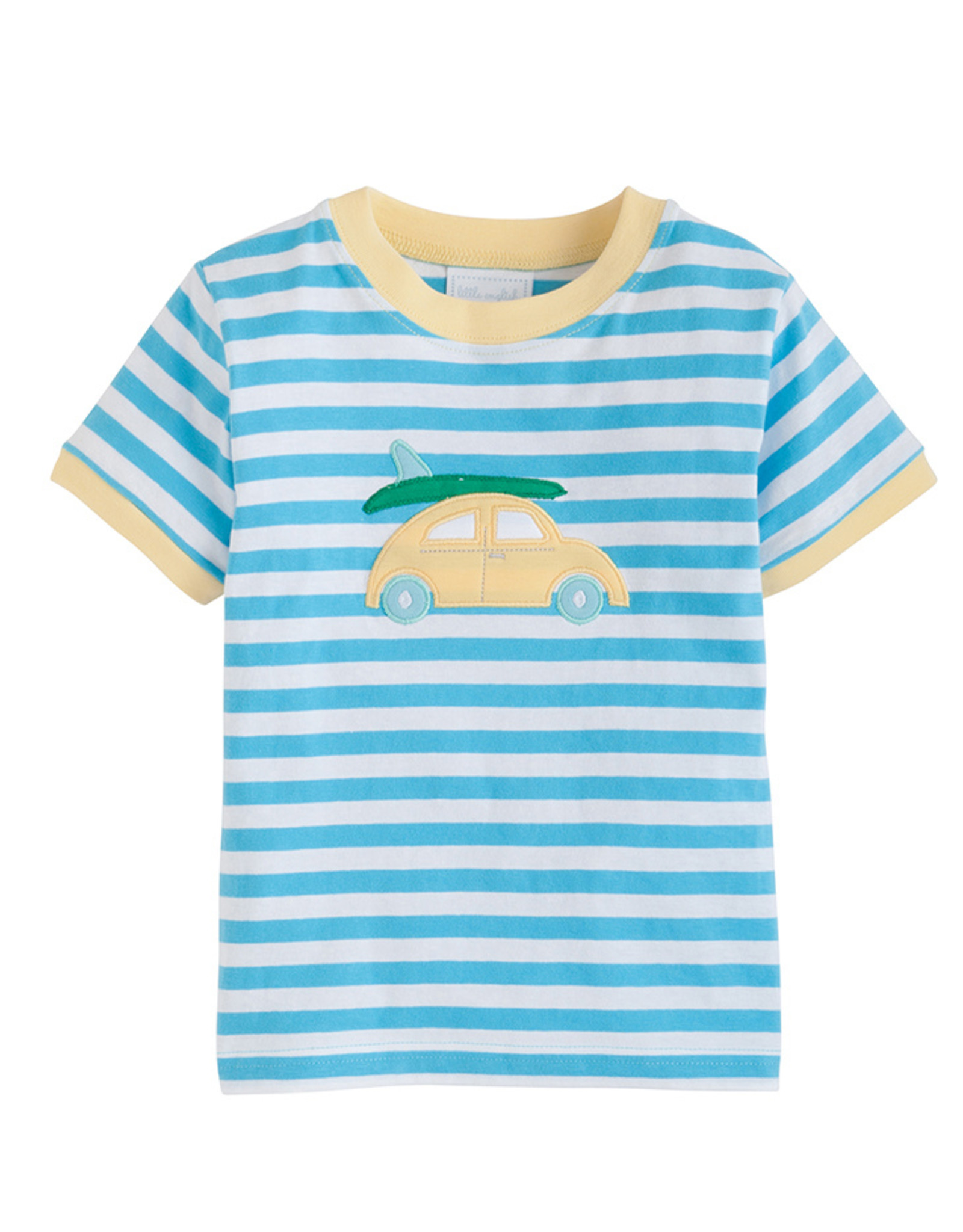 Little English Applique T-shirt