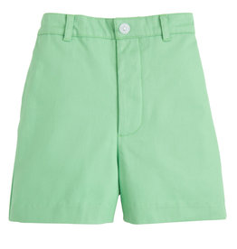 Little English Twill Boat Short