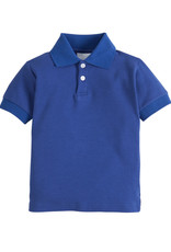 Little English Solid Polo
