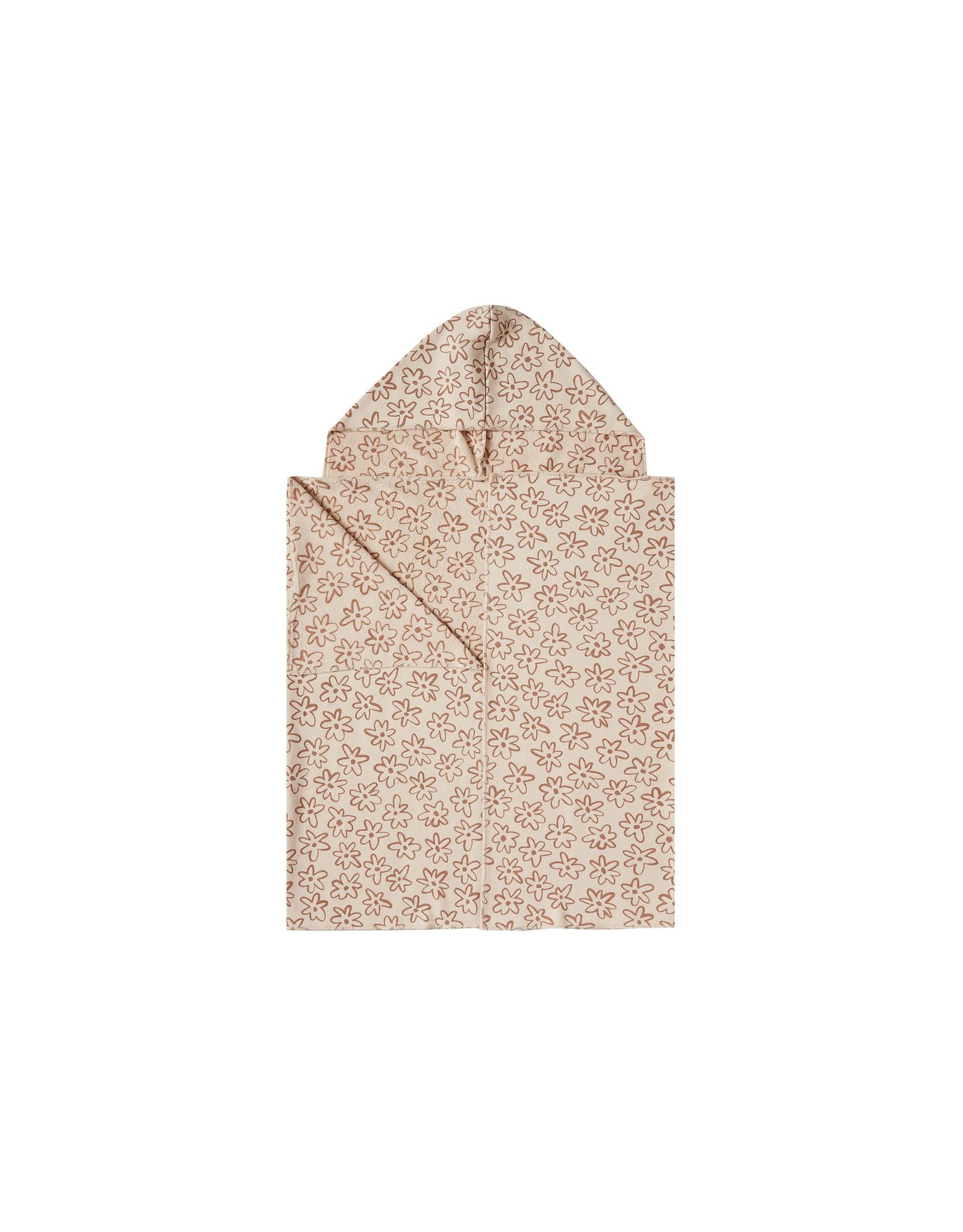 Rylee + Cru Flower Hooded Towel