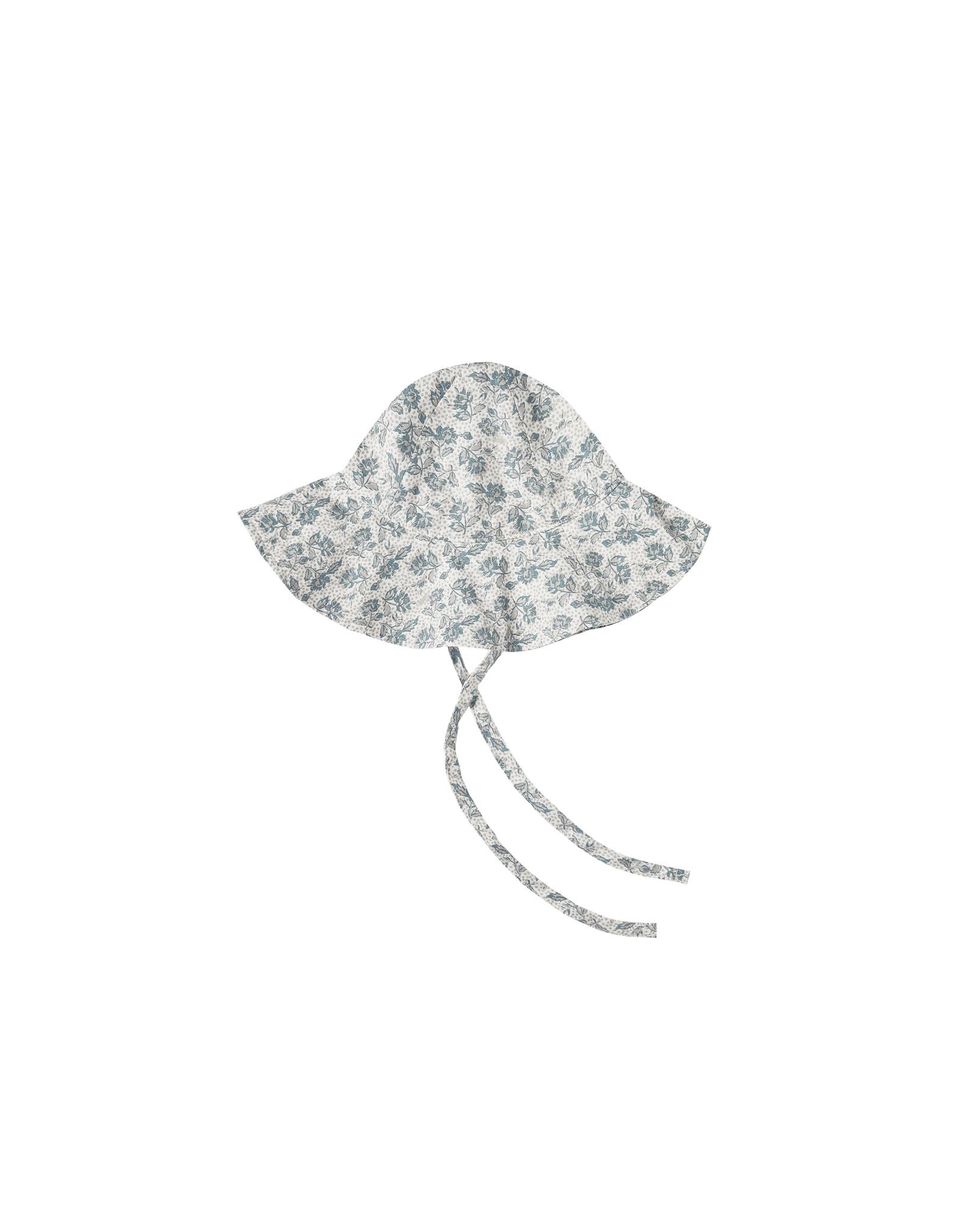 Rylee + Cru Roses Floppy Sun Hat