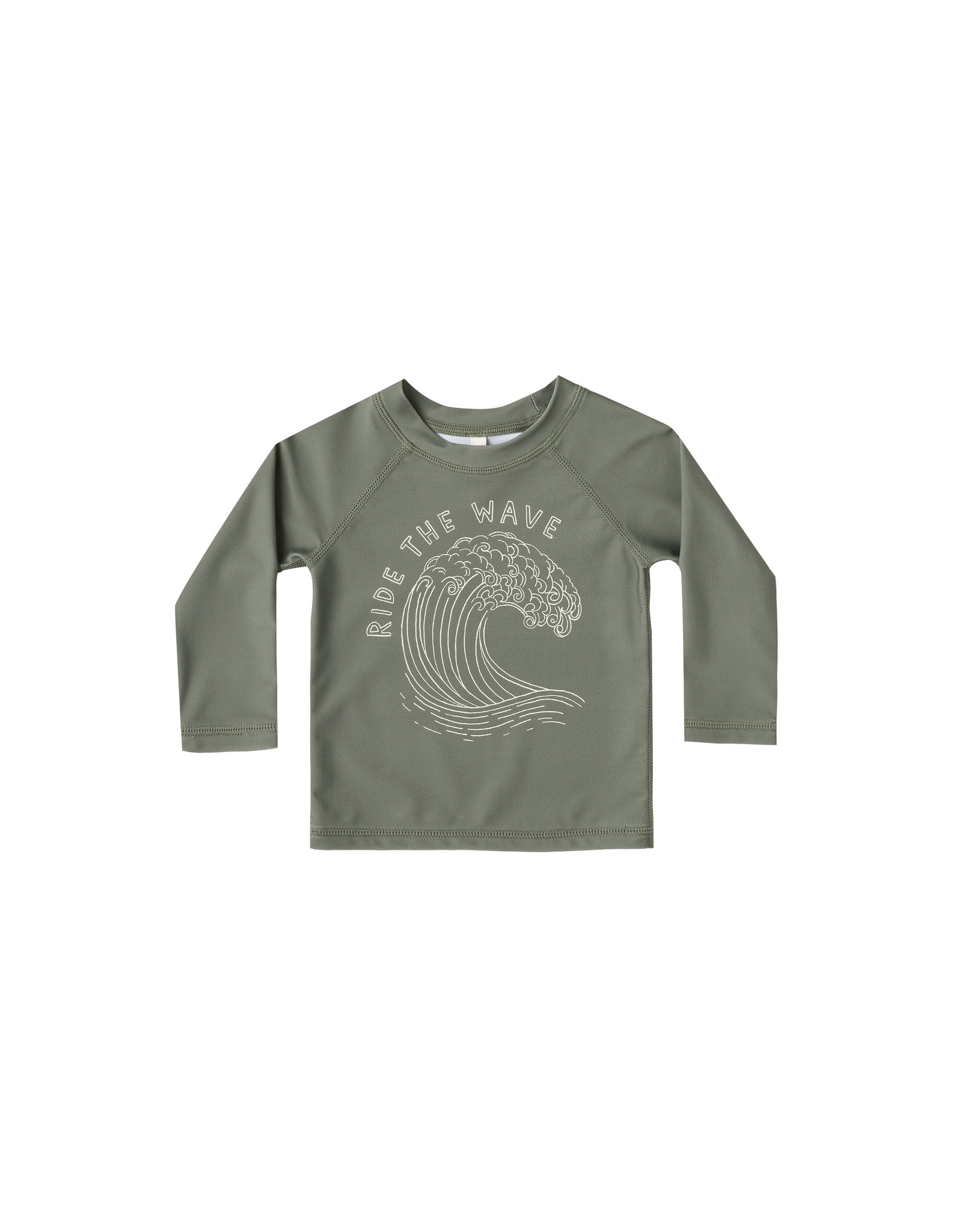 Rylee + Cru Ride The Wave Rashguard