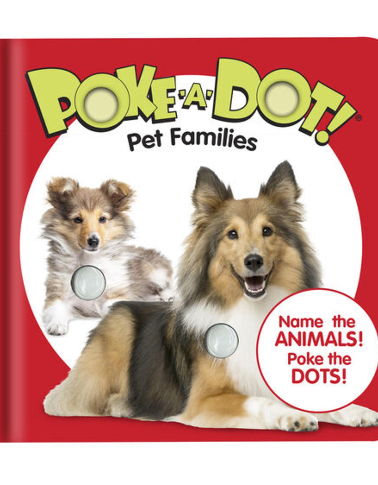 Melissa & Doug Poke-A-Dot - Pet Families