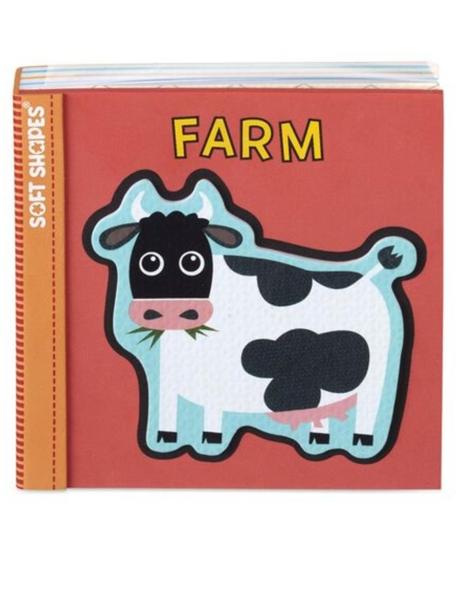 Melissa & Doug Soft Shapes - Farm