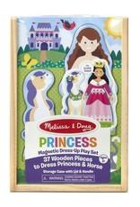 Melissa & Doug Princess Magnetic Dress-Up Play Set