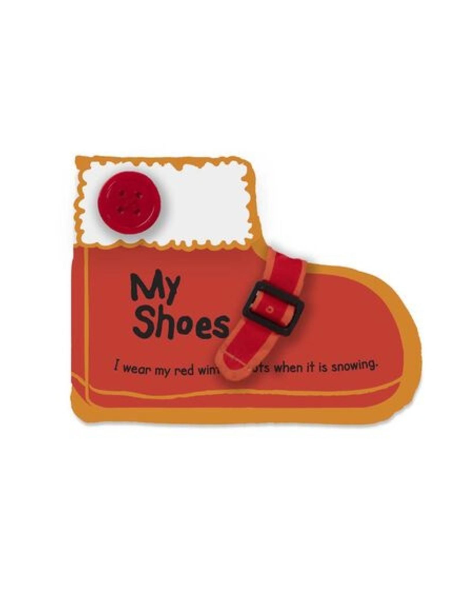 Melissa & Doug K's Kids - My Shoes