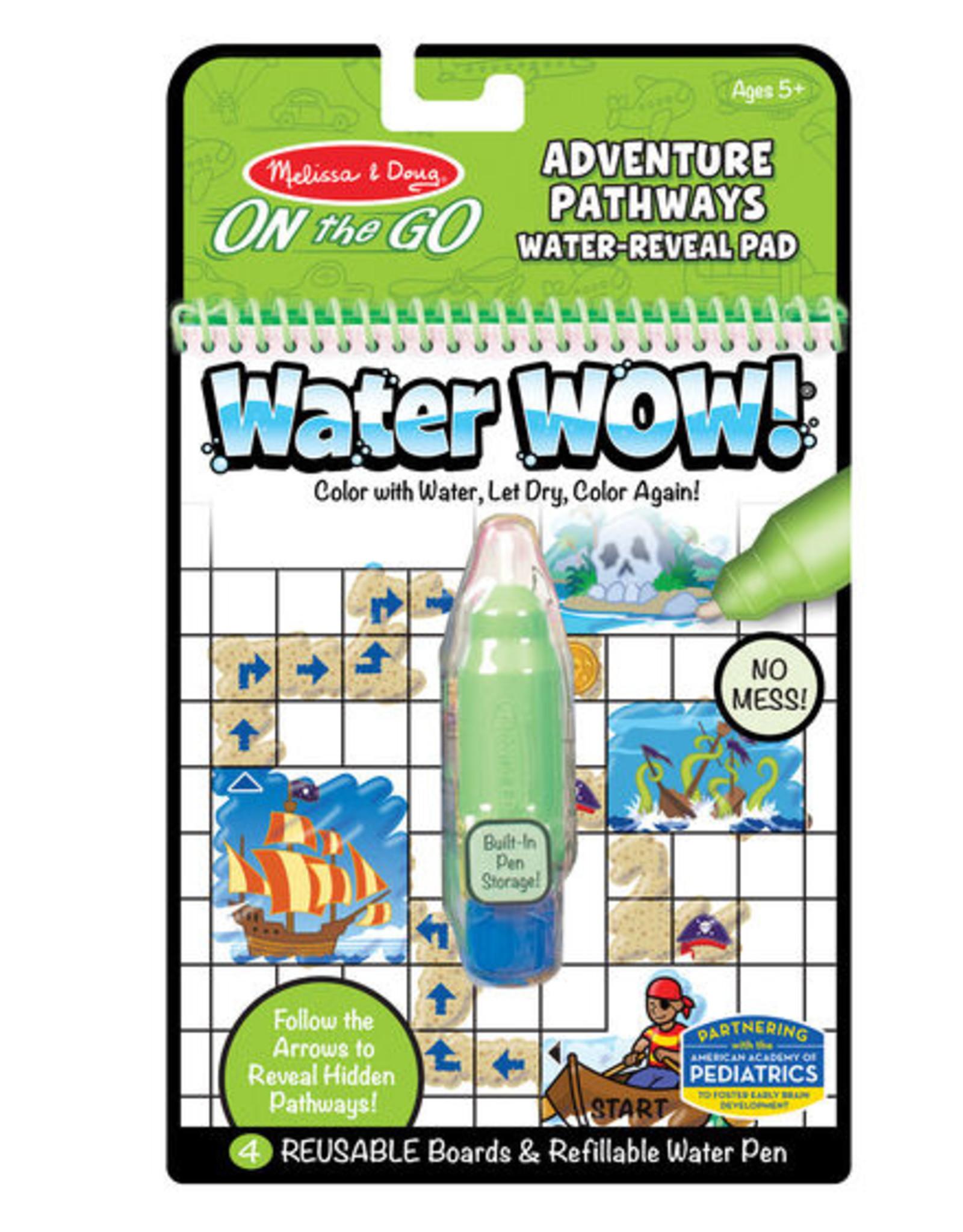 Melissa & Doug Water Wow! - Adventure Pathways